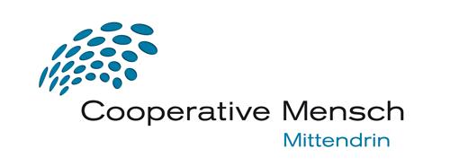 Logo der Cooperativer Mensch eG mit Link zur Startseite